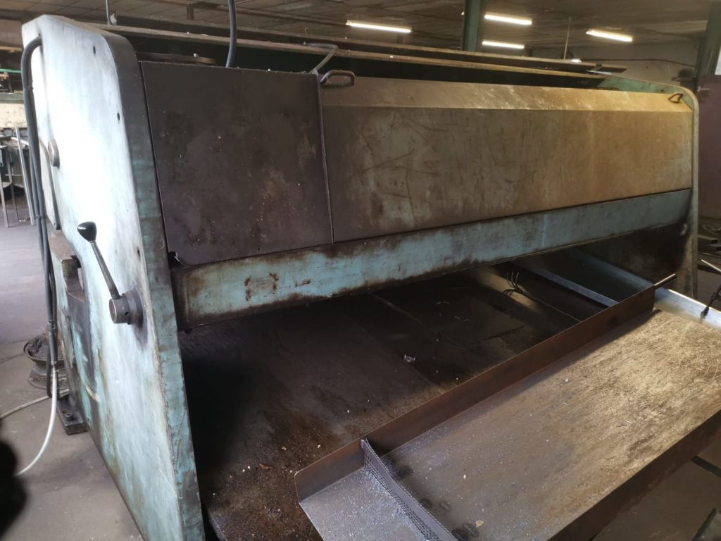 Cisaille PROMECAM 3000x 10mm